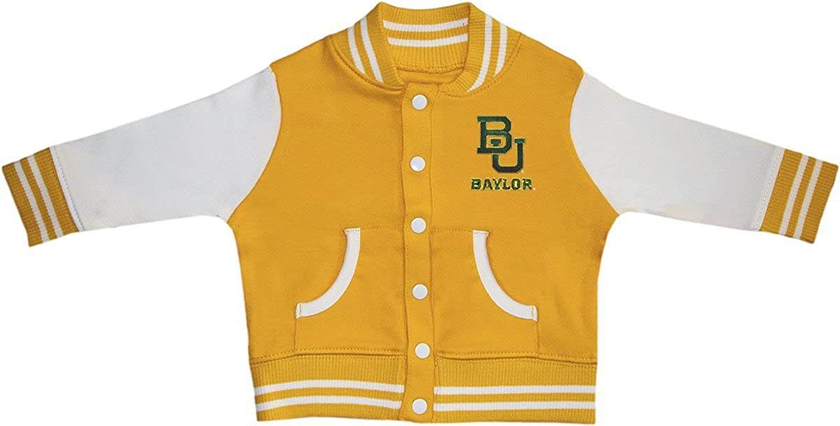 Creative Knitwear Baylor University Bears Baby and Toddler Polar Fleece Vest