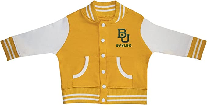 Creative Knitwear Georiga Tech Yellow Jackets Varsity Jacket