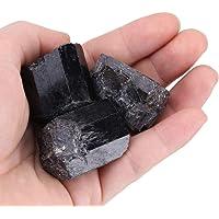 Zwarte Ruwe Toermalijn Kristal, Minerale Healing Stone,100g