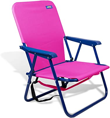 Backpack Sturdy Steel Beach Chair Seat