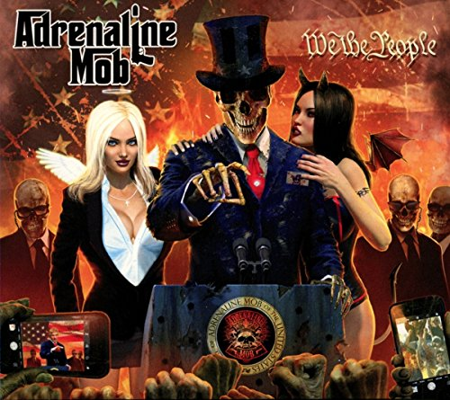 Adrenaline Mob - We the People (2017) [WEB FLAC] Download