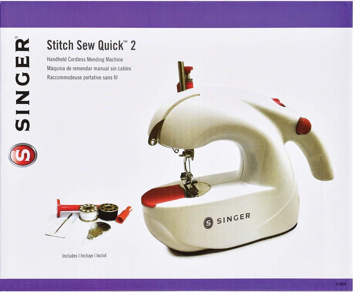 Singer Stitch Sew Quick 2-: Amazon.es: Hogar