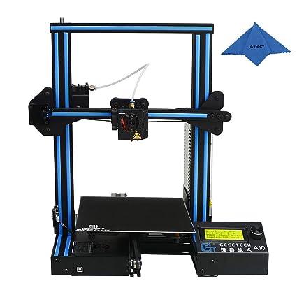 Geeetech Impresora 3D Kit (Versión Mejorada) DIY de aluminio ...