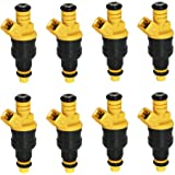 Fuel Injector Set of 8 | Replace# 280150943, 280150909, 280150943, 280150718 | 4.6L 5.0L 5.4L 5.8L Engine | Replacement for F