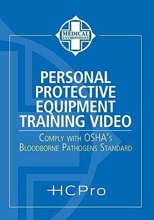 Amazon com: Personal Protective Equipment Training Video: Movies & TV