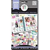 Create 365 The Happy Planner Value Pack 1829 Stickers, Planner Basics
