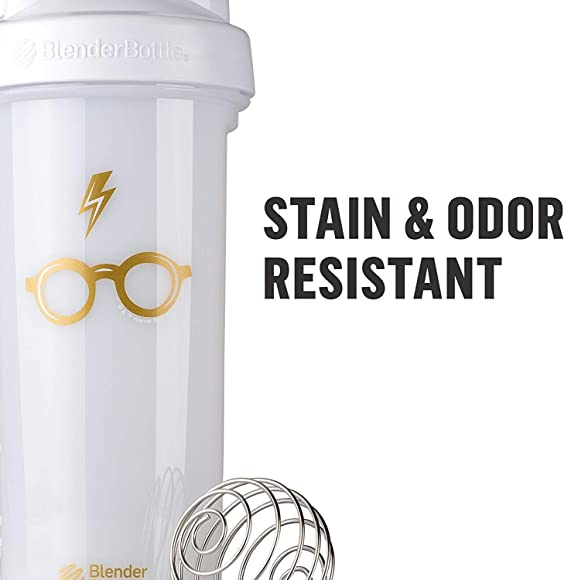 Amazon.com: BlenderBottle Harry Potter Pro Series Shaker ...
