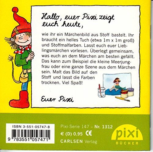 Die kleine Meerjungfrau - Pixi-Buch Nr. 1312 - Einzelexemplar ...