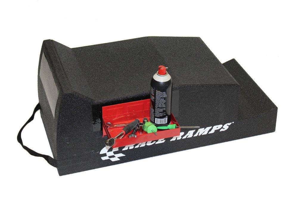 "RR-XT-2-HD Race Ramps HD 67/"" 2-Piece Magna Service Ramps"