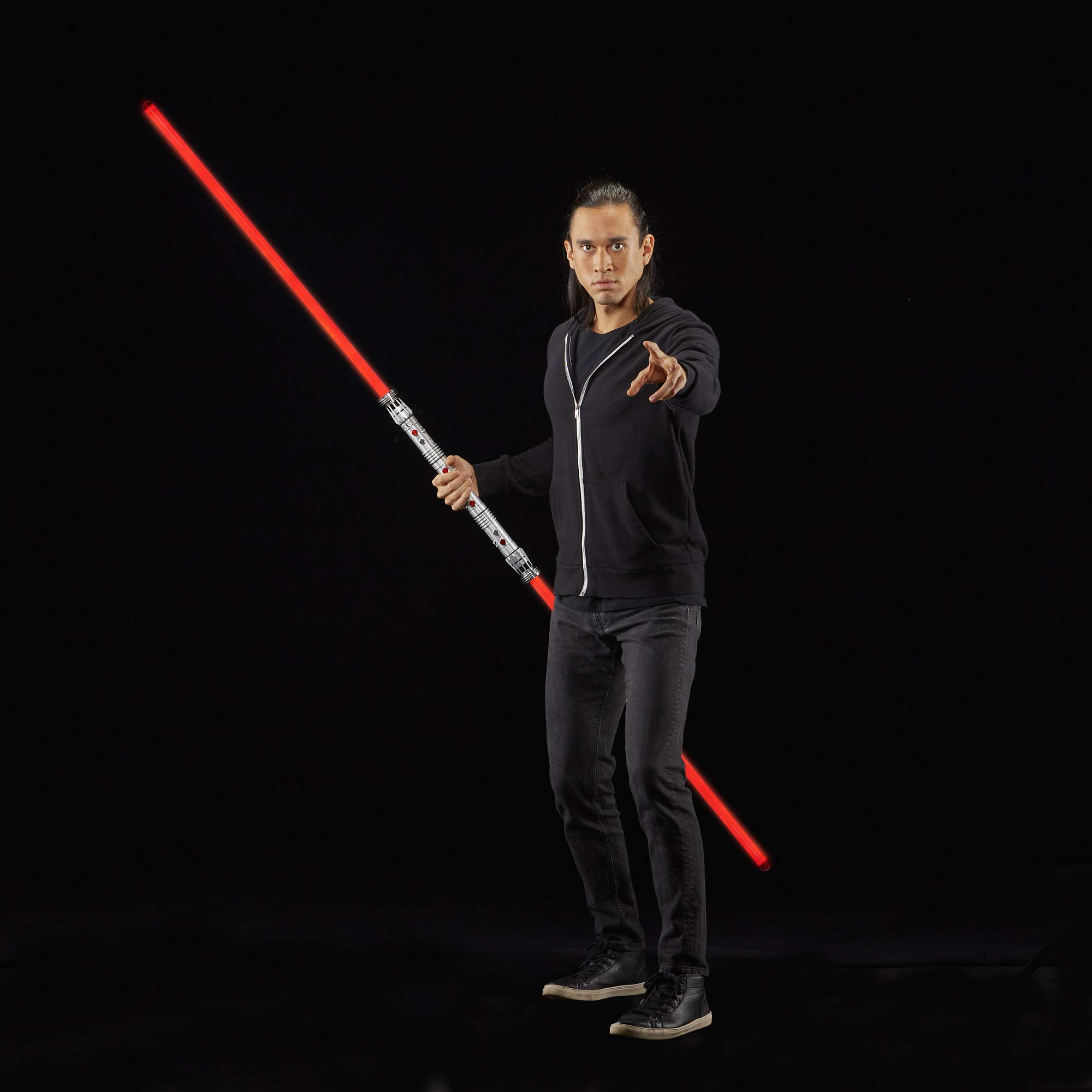 Star Wars The Black Series Darth Maul Ep1 Force FX Lightsaber Toy by Star Wars (Image #7)
