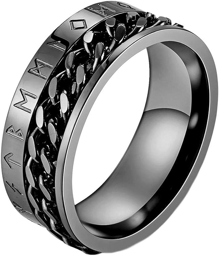 Jewelry Black Men/'s Band ring Quality Workmanship