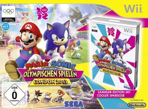 Mario Sonic Bei Den Olympischen Spielen London 2012 Special