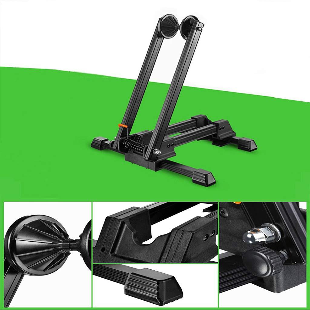【新作からSALEアイテム等お得な商品満載】 スポーツ折り畳み式合金自転車収納ラック20インチ-29