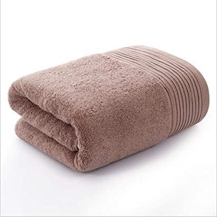 Algodón Toalla de baño Suave Extremadamente absorbente Bata de baño Súper gruesa Falda de baño para