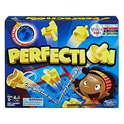 Hasbro Perfection Game by Hasbro