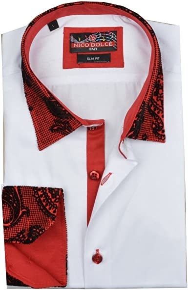 Dolce - Camisa - para bebé niño rojo granate XXX-Large: Amazon.es: Ropa y accesorios