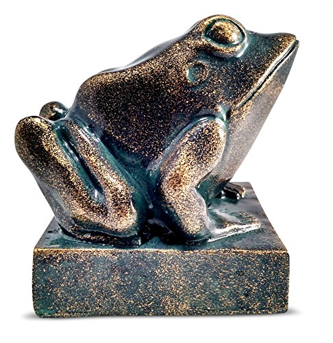 Kek Statue by MemeWerks - Egyptian Frog Goddess Heket Statue - Iconic Egyptian Frog Statue>