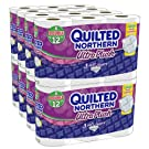 Quilted Northern Ultra Plush Bath Tissue, 48 Double Rolls (8,448 Sheets)