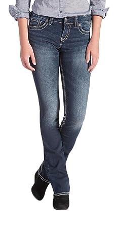 Amazon.com: Silver Jeans Women&39s Silver Jeans Co. Suki Slim Boot