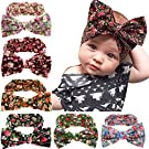 Xife® Baby Newborn Stretchy Cotton Headbands Girl's Hairbands headband Turban (ZL055)