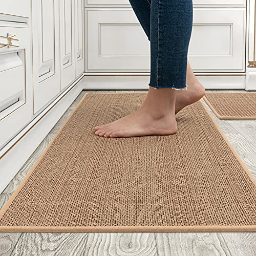 MontVoo Kitchen Rugs and Mats Washable [2