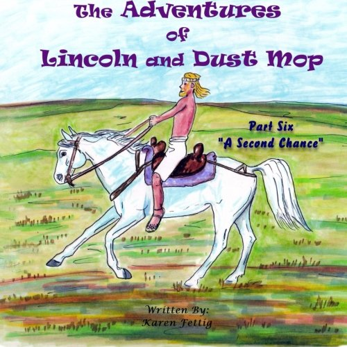 Price comparison product image The Adventures of Lincoln and Dust Mop: Bad Company (Volume 6)