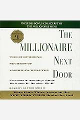 The Millionaire Next Door: The Surprising Secrets Of Americas Wealthy Audio CD