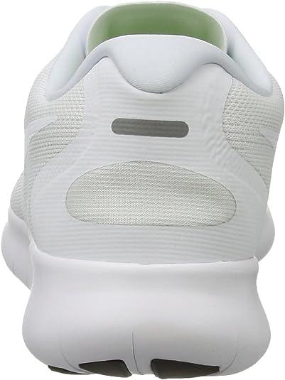 Nike Men S Free Rn 2017 Running Shoe White Shoes