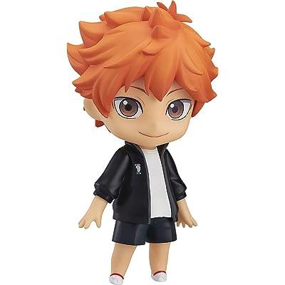 Orange Rouge Haikyu!!: Shoyo Hinata (Jersey Version) Nendoroid Action Figure: Toys & Games