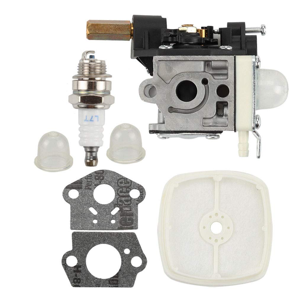 Amazon.com: PODOY SRM210 kit de carburador PE200 con ...