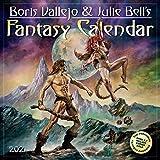 Boris Vallejo and Julie Bell's Fantasy Wall