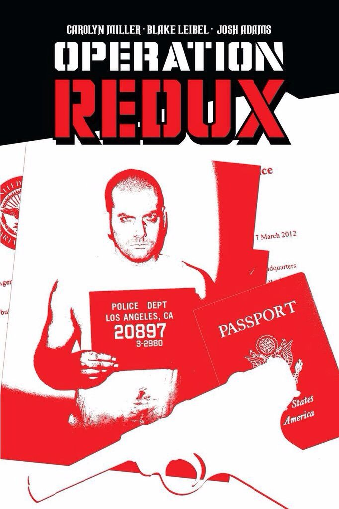 Operation: Redux pdf