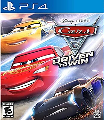 Cars 3: Driven to Win - PlayStation 4 by Warner Home Video - Games