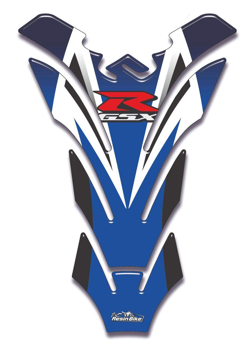 Protection Du R/éservoir Universel Moto Suzuki Gsx-r Bleu