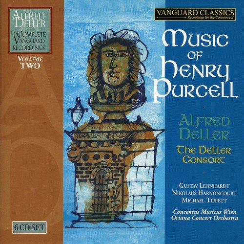 Comp Vanguard Recordings 2: Music of Henry Purcell