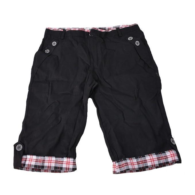 ed869931c5c3c0 Bliefescher Herren Chino Shorts Bermuda Kurze Lässig Hose Freizeithose