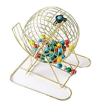 Dongbin Sistema del Bingo/Lotto Juego, máquina de lotería Manual ...