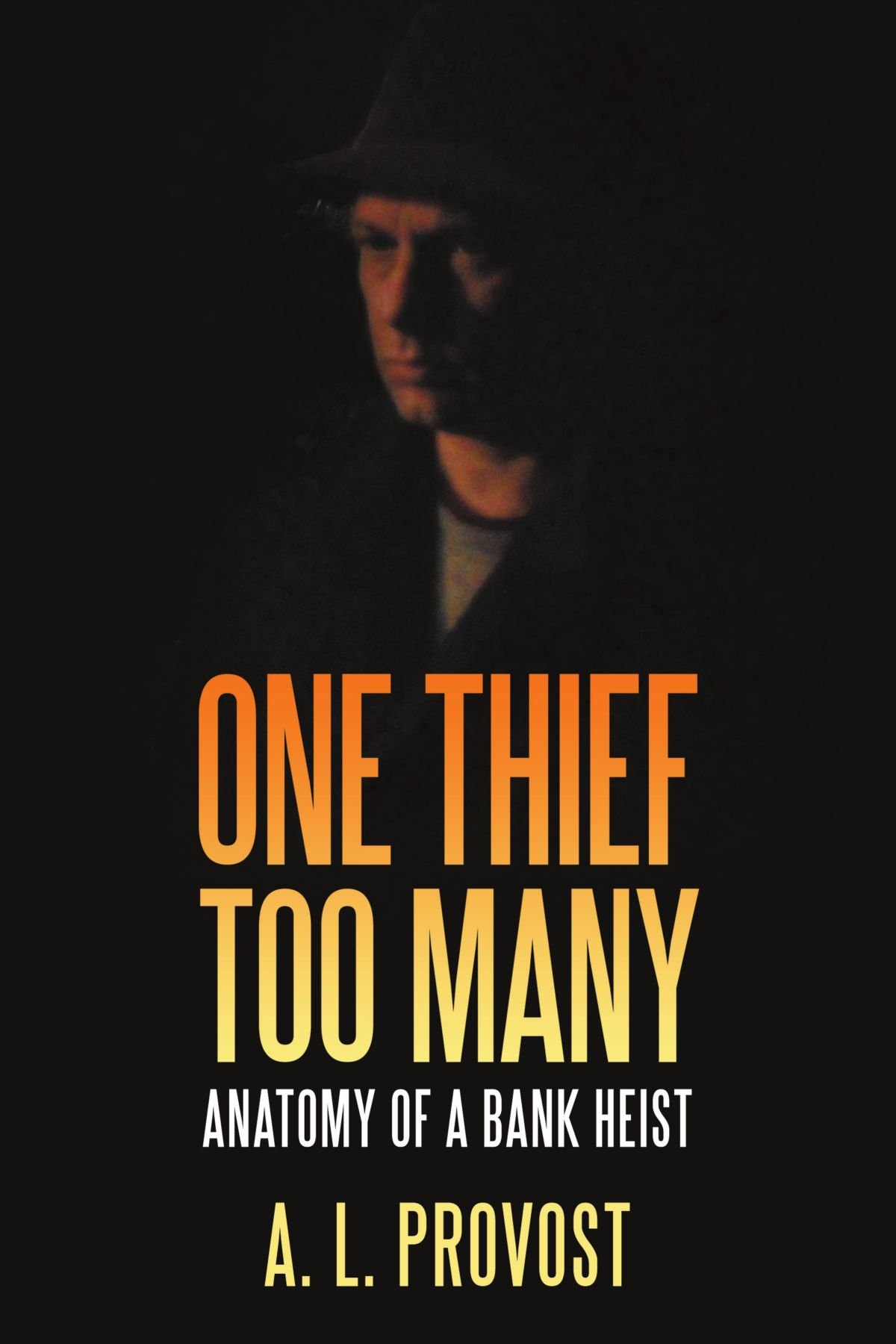 One Thief Too Many: Anatomy of a Bank Heist: A L. Provost ...