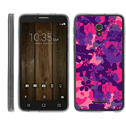 Amazon.com: turtlearmor | Alcatel Pop 4 + caso (5.5 ...