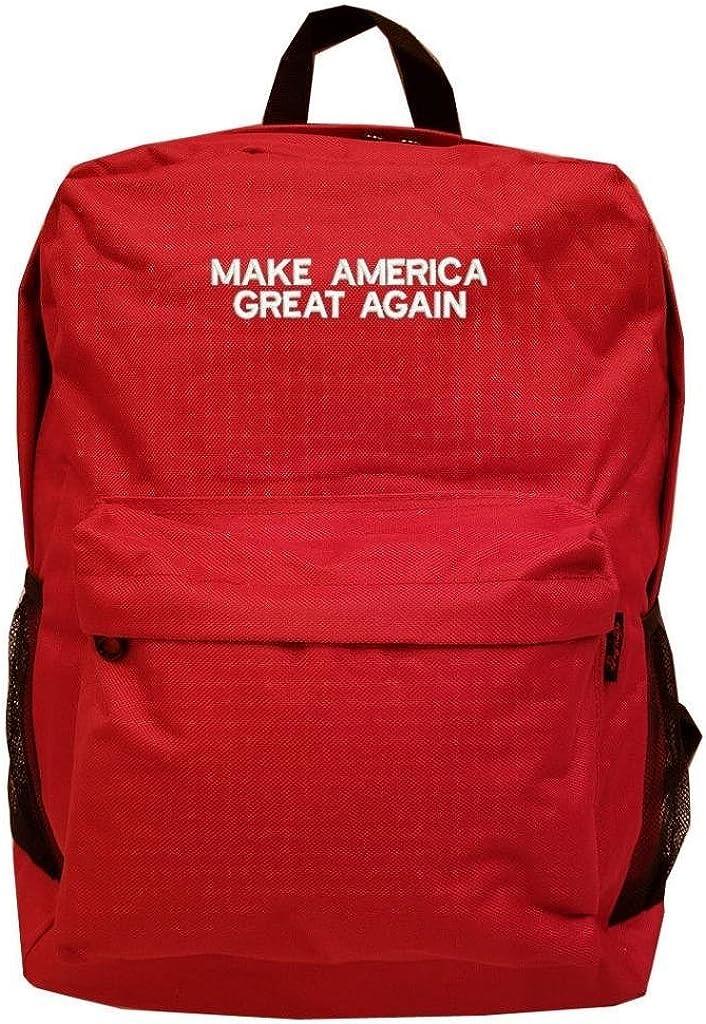 Make America Great Again Donald Trump USA Backpack Red