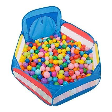 Barandillas para camas Xiaolin Juego Tent Tunnel Ball Pool Indoor Childrens Ocean Ball Pool Casa de