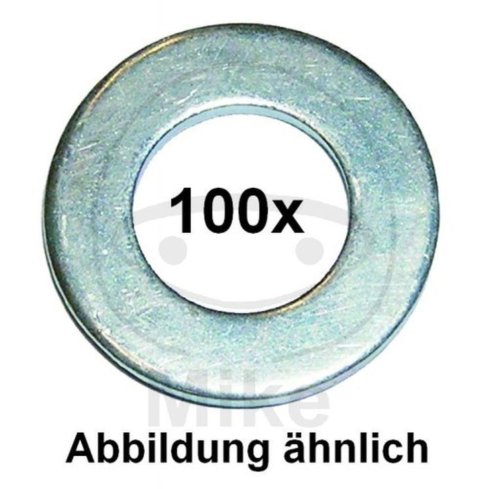 Dresselhaus Scheiben Form A, galvanisch verzinkt, 8,4, 100 Stü ck Dresselhaus GmbH & Co. KG 0/1510/001/   8 4/     /     /51