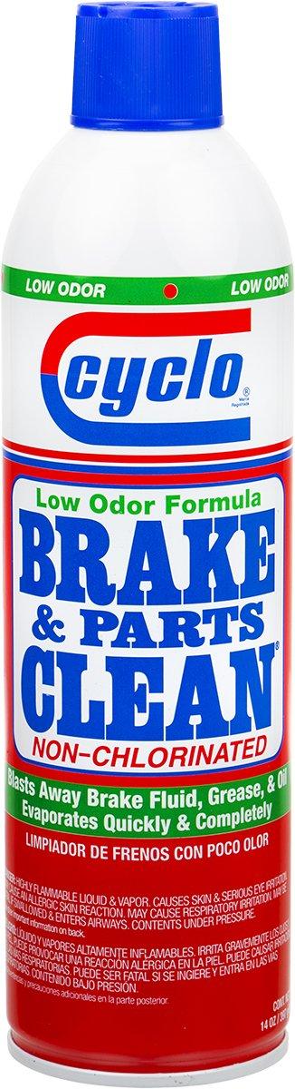 Niteo Cyclo Brake & Parts Clean: Original Non-Chlorinated Formula, 14 fl oz C111-EACH