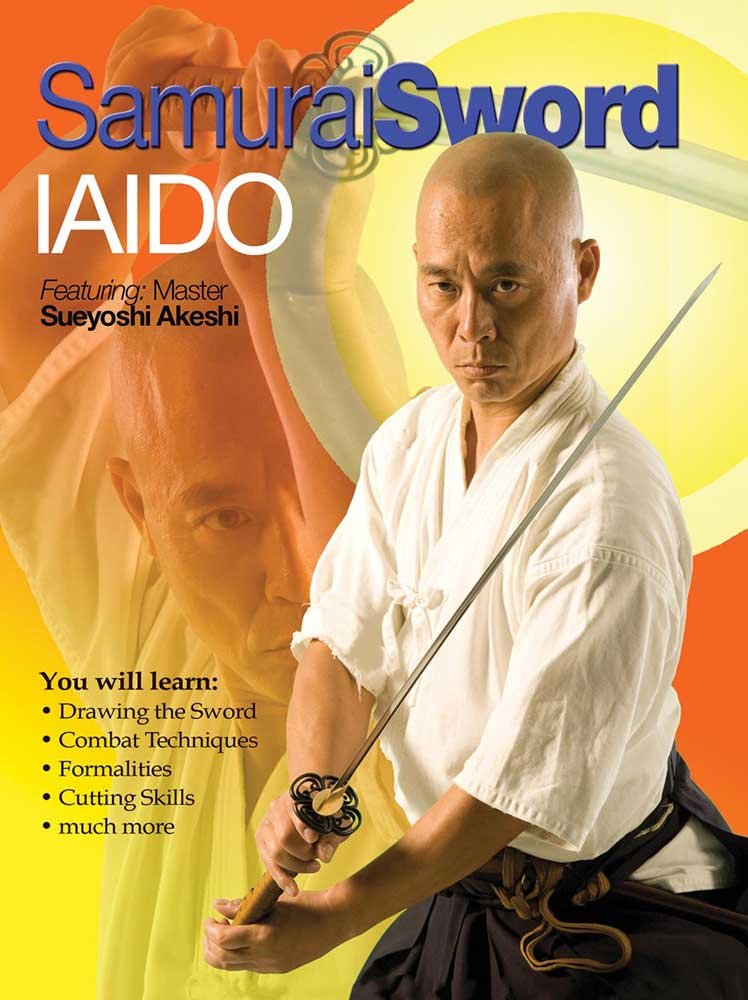 DVD : Samurai Sword: Iaido Cutting And Basic Sword Techniques (DVD)