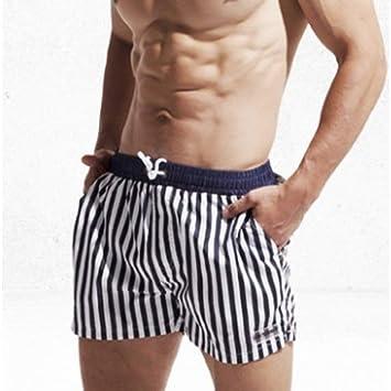 DAHDXD Pantalones Cortos de Playa para Hombre Pantalones ...