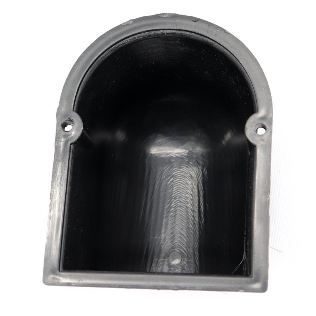 Baoblaze Replacement 2inch 52mm Auto Car Single Hole Gauge Holder Dash Pod Iron Black New