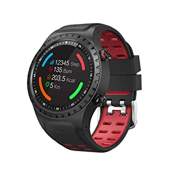 Amazon.com: GXOK Smart Watch Running Sport GPS Phone Call ...