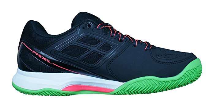 Amazon.com | Babolat Pulsion BPM Clay Padel Mens Tennis Sneakers/Shoes | Tennis & Racquet Sports