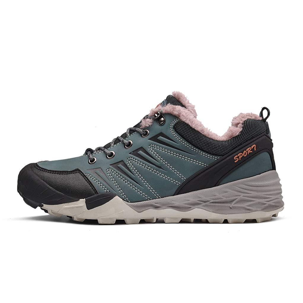 ee18dba5f9003 Amazon.com: Giles Jones Men's HIking Shoes Antiskid Plush Trekking ...