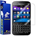 ArmorSuit MilitaryShield BlackBerry Classic Screen Protector Anti-Bubble HD Shield w/Lifetime Replacements by Armor Suit